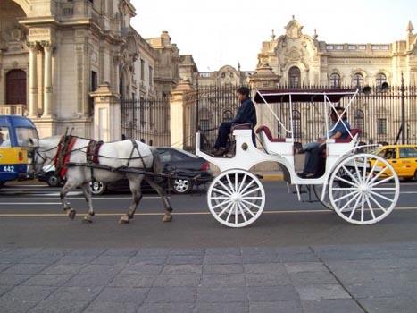 Ruta de Mario Vargas Llosa en Perú