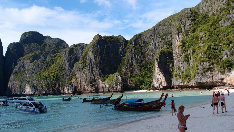Maya Bay - Tailandia