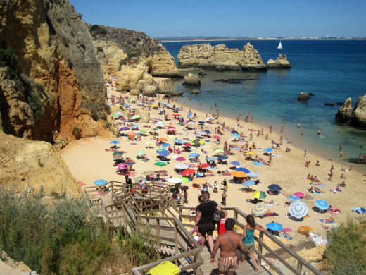 playa-dona-ana-algarve