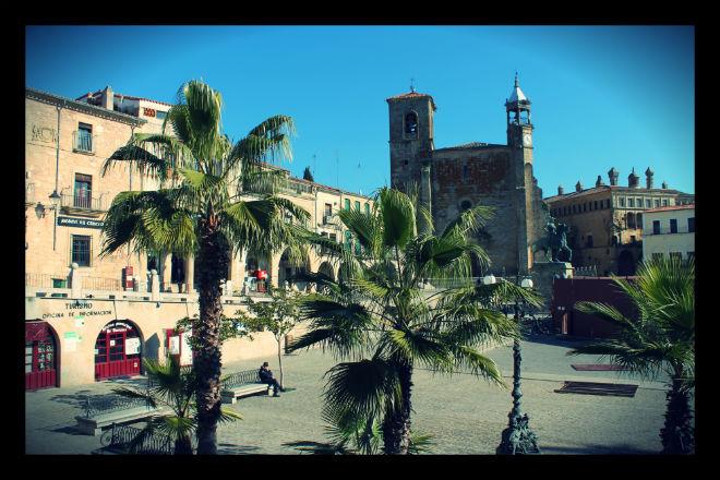 Qu ver en trujillo c ceres ciudad monumental mundo for Oficina turismo trujillo