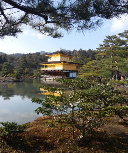 temploKenkaku