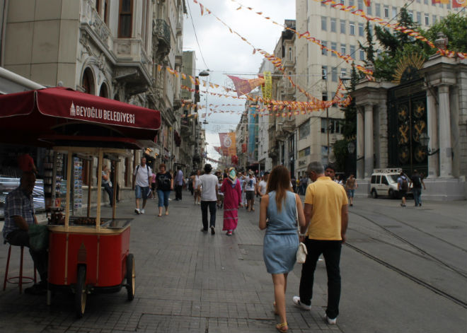 Calle Istliklal
