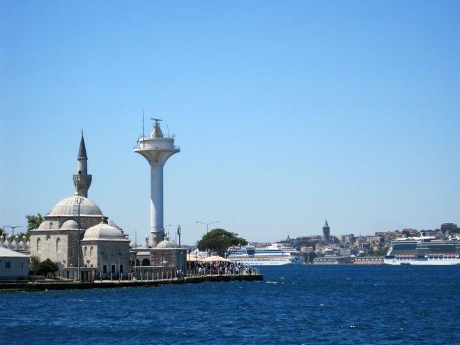 Mezquita Şemsi Pasha