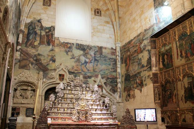catedralinteriorzamora