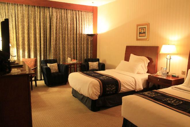 hotelMeridienJordania