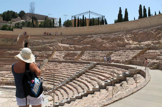 TeatroRomanoCartagena