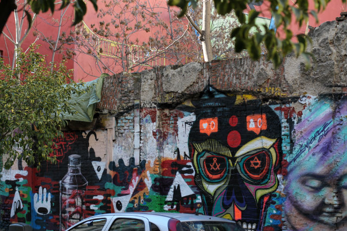 graffitiSombrereria