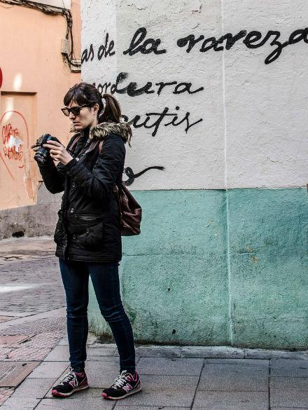 Foto de Elena Arjona