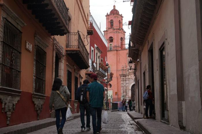 calles-guanajuato