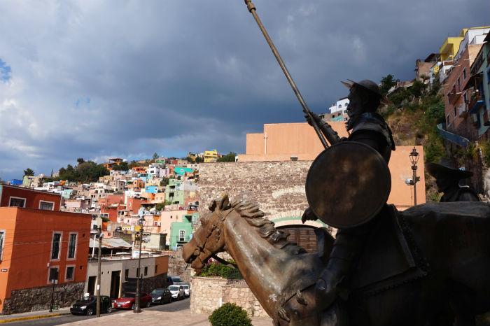 escultura-quijote-guanajuato