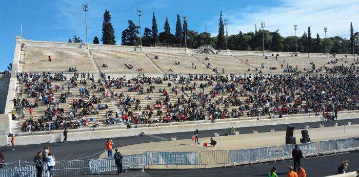 Grada-Maraton-Atenas