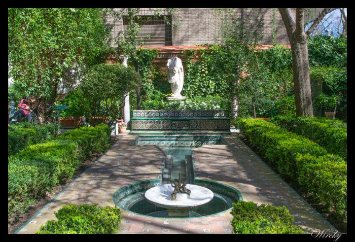 Lugares especiales que visitar en madrid mundo turistico for Jardines que visitar en madrid