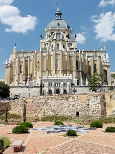 muralla-musulmana-madrid