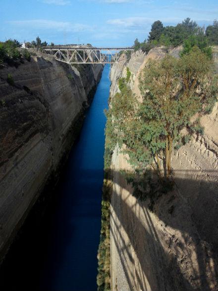 Canal-Corinto