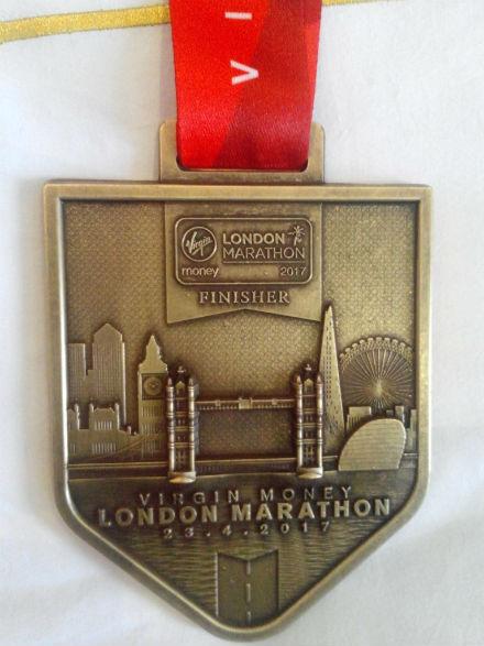 medalla-maraton-Londres