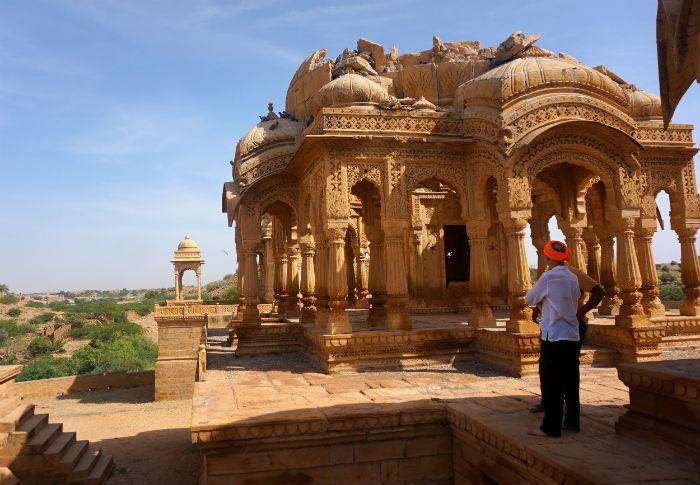 jaisalmer-cenotafios