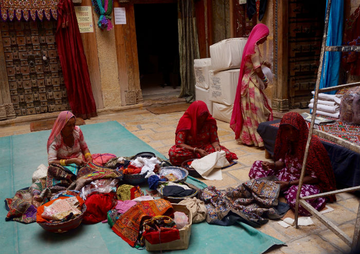 mujeres-jaisalmer