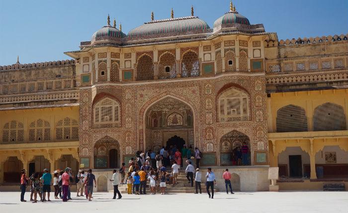 fuerte-jaipur-fachada