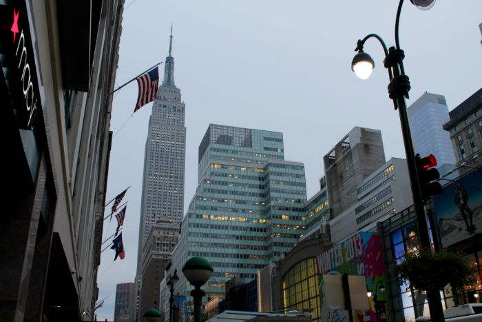 nueva york calle