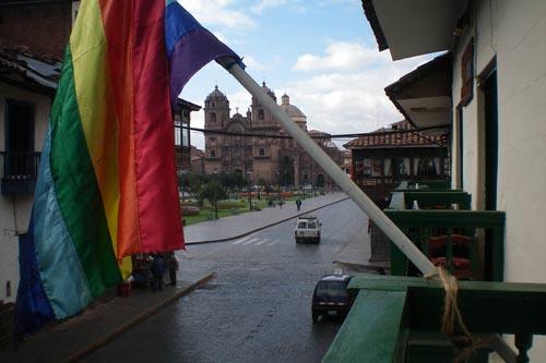 Cuzco, en Perú