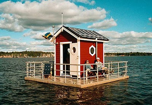 Resultado de imagen para suecia habitaciones bajo el agua