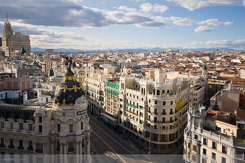 Mundo Turistico Planes En Madrid La Azotea Del Círculo De