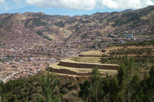 Alrededores de Cuzco