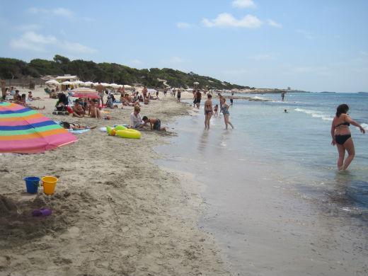 Mejores playas España: Las Salinas - Ibiza