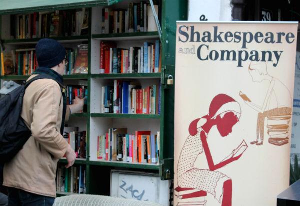 libreria Shakespeare & Co
