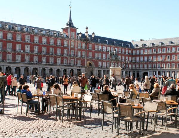 Diez lugares que no debes perderte en Madrid (II parte)