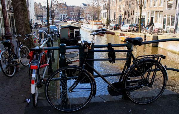 Guía para un viaje a Ámsterdam