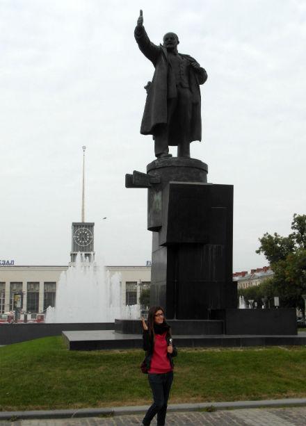 estatua-lenin-sanpetersburgo
