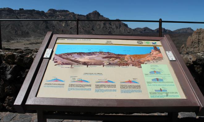 caldera-Teide