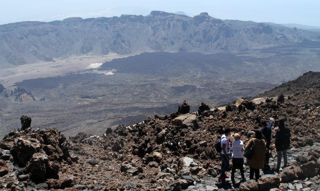 vistas-Teide