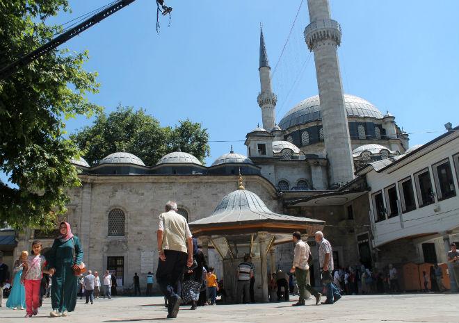 Mezquita de Eyüp Sultán