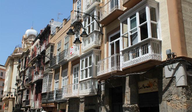fachadasCartagena