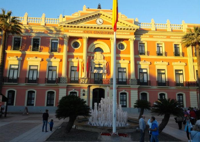 AyuntamientoMurcia
