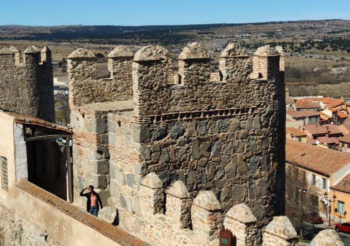 muralla-avila-paisaje