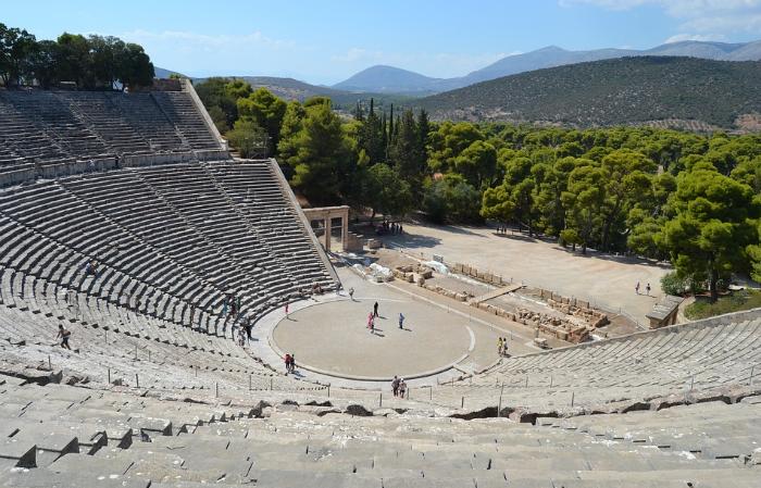 Teatro-Epidauro