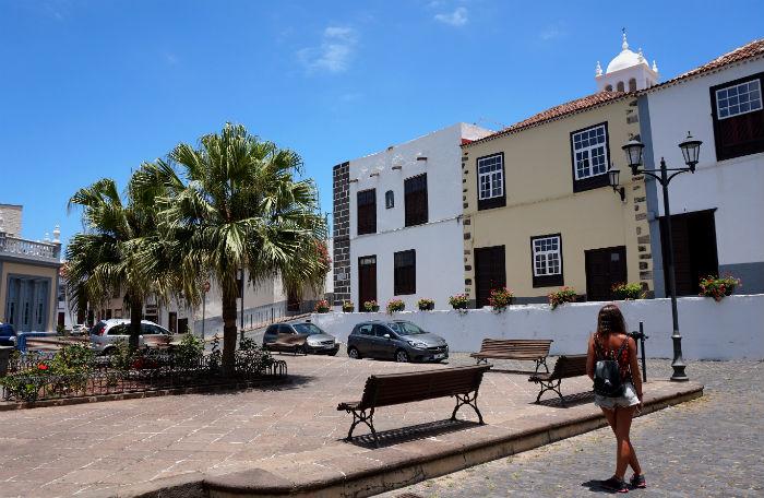 plaza-Garachico