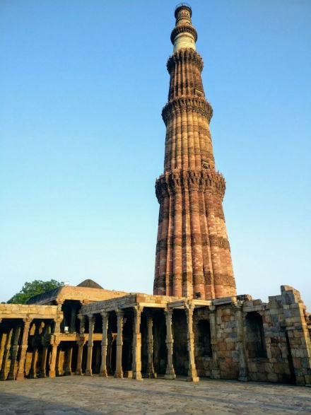 minarete-delhi