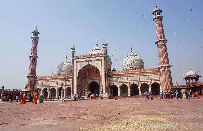 mezquitadelhi