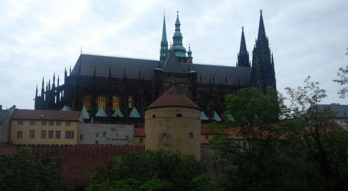 castillo-praga