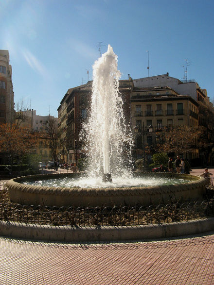 plaza olavide