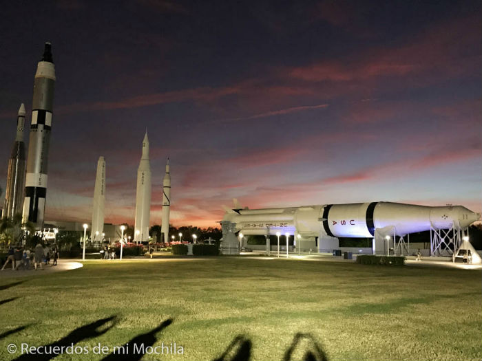 Kennedy space center-