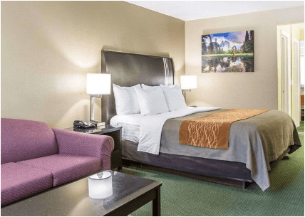 Hotel Comfort Inn Yosemite Area
