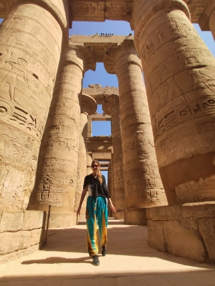 karnak-viajes-templo