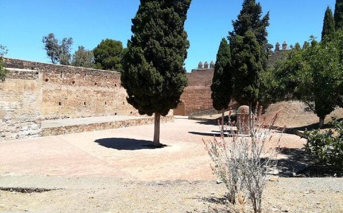 castillo-malaga