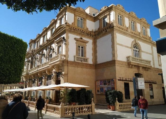 teatro cervantes almeria